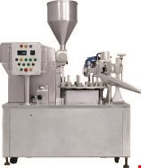 Alluminium Tube Filling  and Sealing Machine