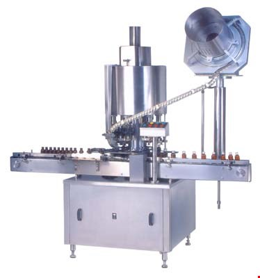 Automatic Ropp or Screw Capping Machine
