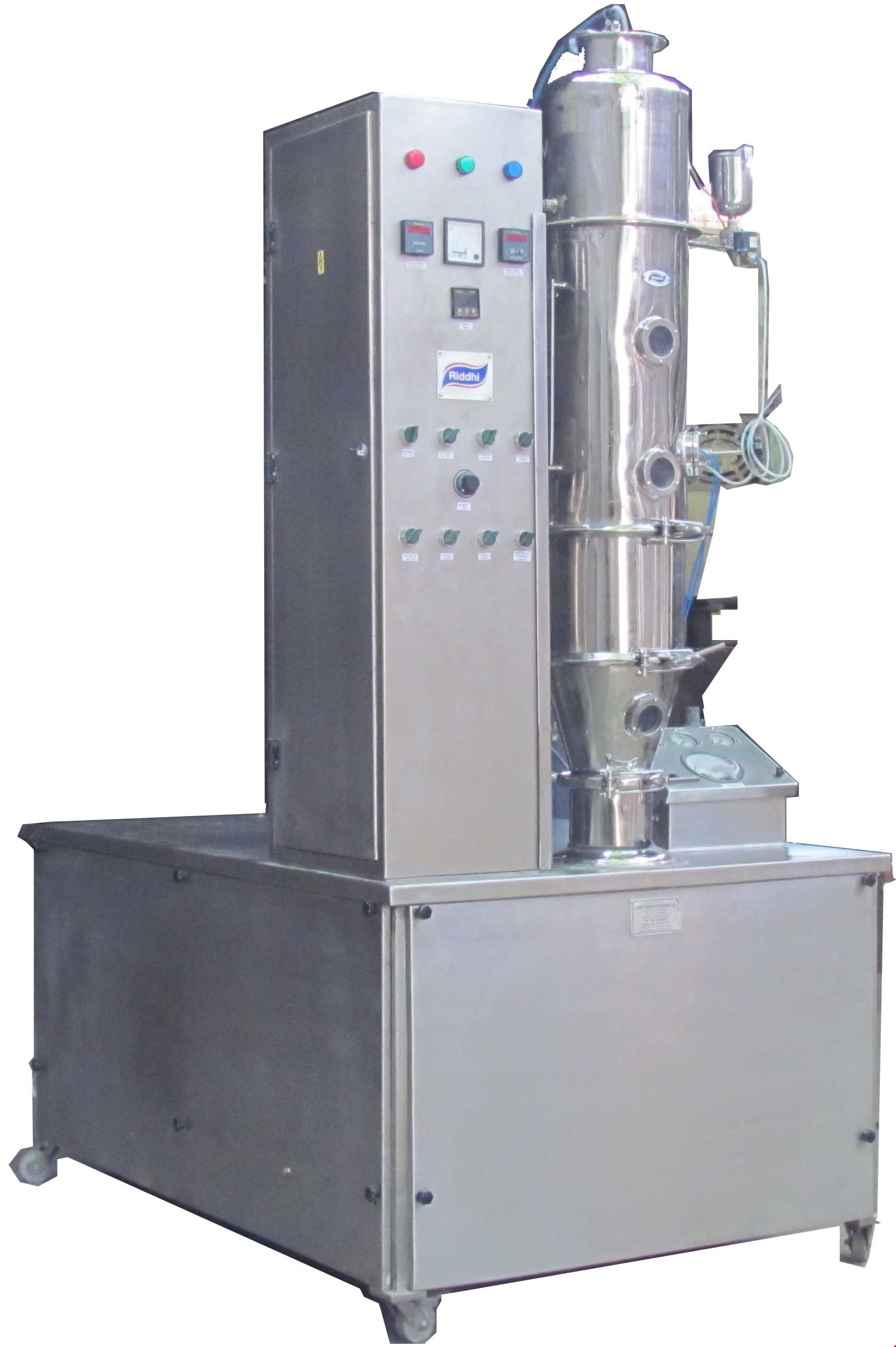 Fluid Bed Coater