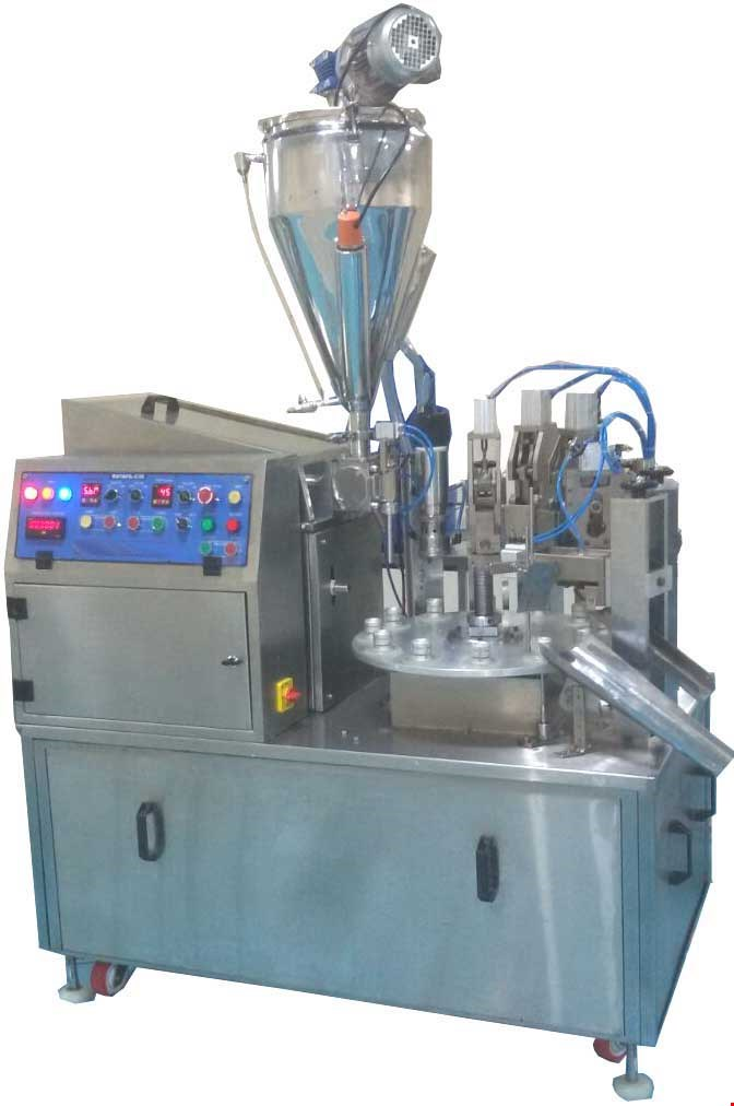 Lami or Plastic Tube Filling and Sealing  Machine