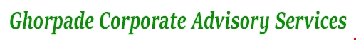 Ghorpade Corporate Advisory Services
