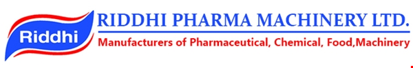 Riddhi Pharma Machinery Limited
