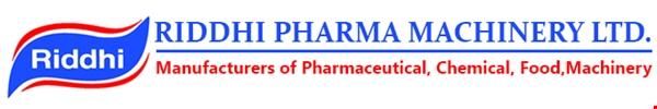Riddhi Pharma Machinery Limited