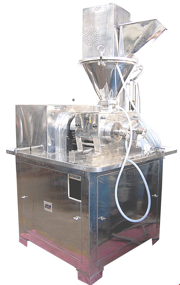 Roll Compactor or Dry Granulator