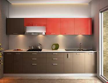 Modular kitchens in kandivali borivali mumbai mohit for Kitchen furniture vadodara