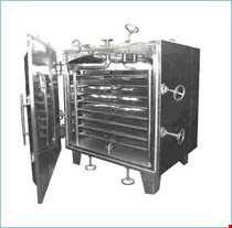 Vacuum Tray Dryers
