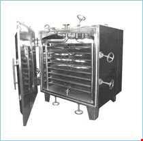 Vacuum Tray Dryers