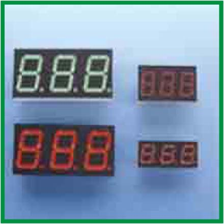 3 Digit LED Display Module