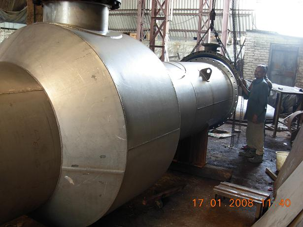 Aerated Concrete Block Autoclave