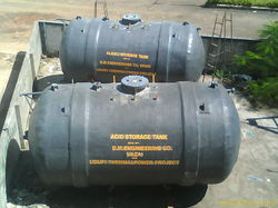 FRP HCL Storage Tanks