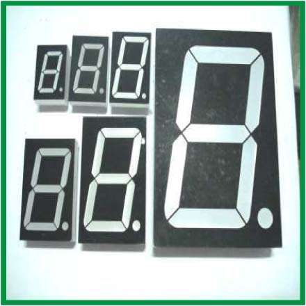 Led Display ( Seven Segment LED Display)