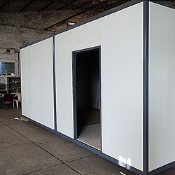 Puff Sandwich Panel Cabin